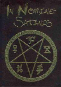 Nouvelle campagne : In Nomine Satanis / Magna Veritas @ Bureau 22, Maison des Sociétés